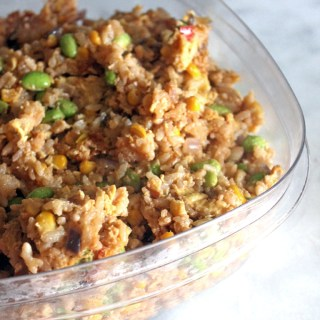 Hoisin Breakfast Fried Rice