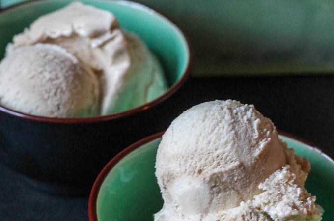 bourbon brown sugar ice cream