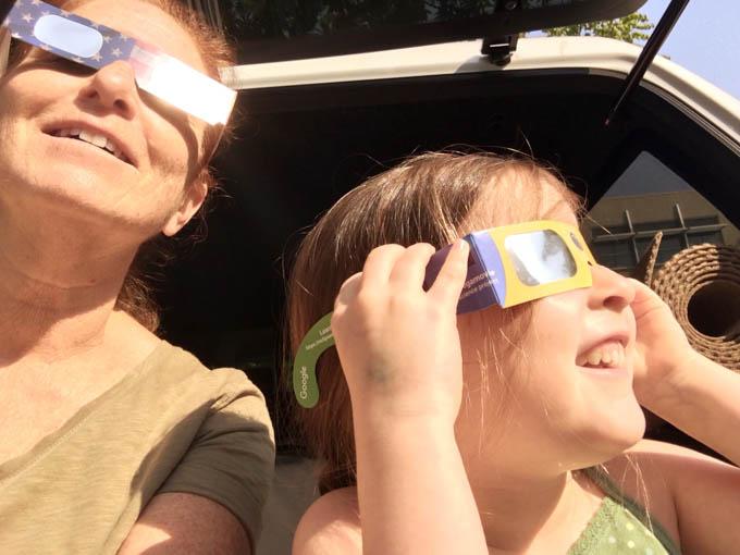 Molly mom eclipse