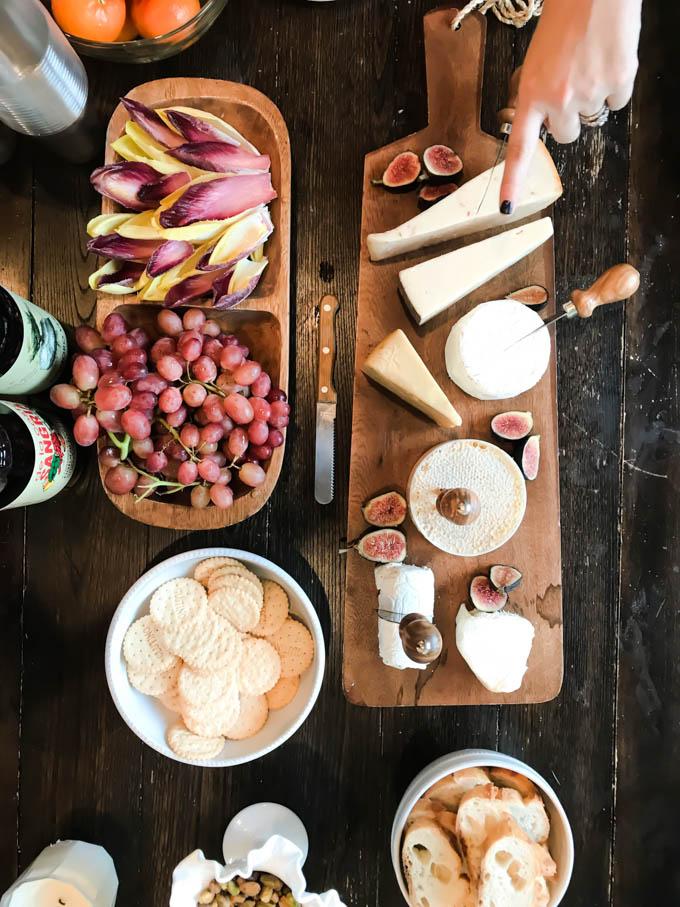 cheese spread book club