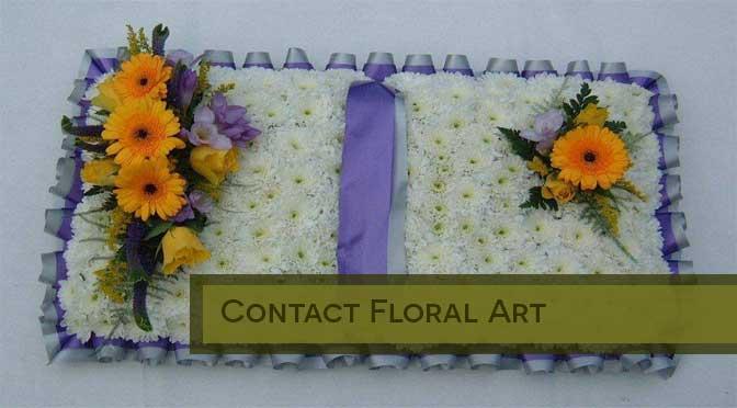 Contact Floral Art Florist