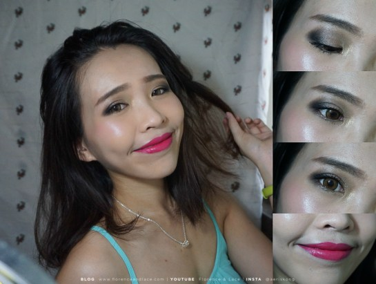 Party Makeup Look 0008