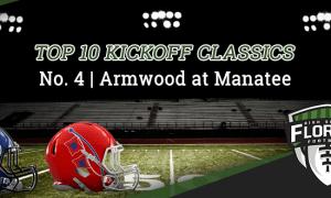 Preseason - No. 4 - Armwood-Manatee