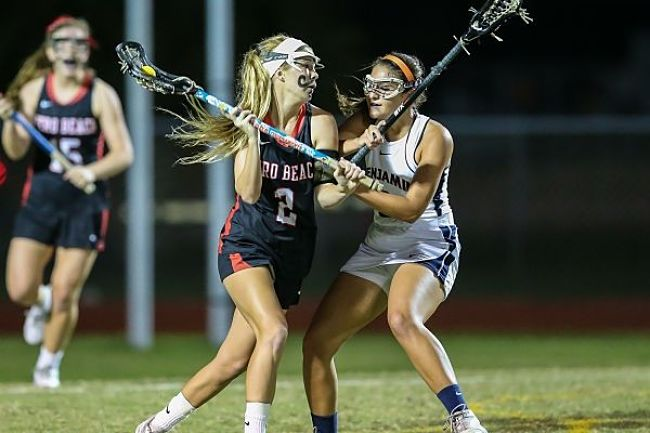 Vero Women Open Playoffs With 20-10 Win over Martin County