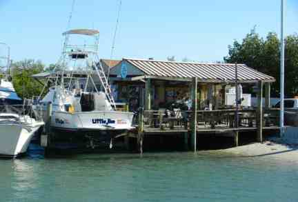 Little Jim Bridge Bait & Tackle in Fort Pierce