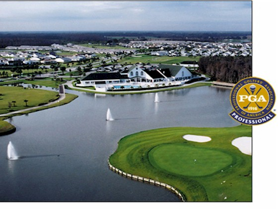 Think, Active adult golf communities are