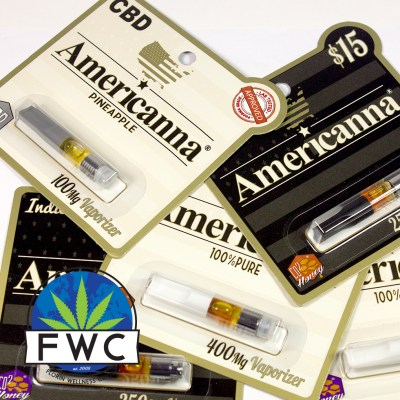 Americanna Cartridges Main