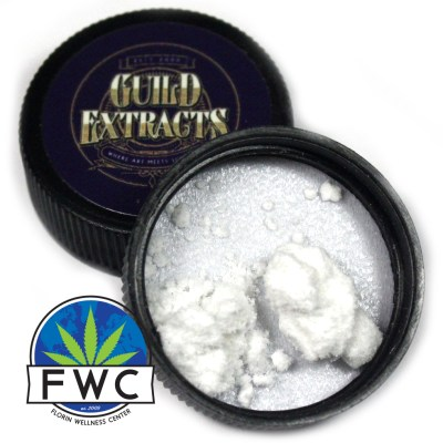 Guild Extracts CBD Crystalline
