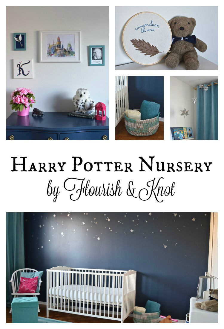 Remarkable Harry Potter Nursery One Room Challenge Harry Potter Nursery Archives Flourish Knot Harry Potter Nursery Quotes Harry Potter Nursery Mural baby Harry Potter Nursery