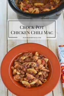 Gray Crockpot Easy Crock Pot Ken Chili Mac Via Crock Pot Ken Chili Mac Flour On My Face Easy Ken Chili Verde Crock Pot Easy Ken Chili Cream Cheese