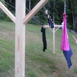 Right-to-Dry Movement Promotes Clotheslines