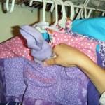 Flour Sack Mama's Weekly Closet Organizer