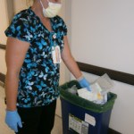 Operating Room Recycling Efforts