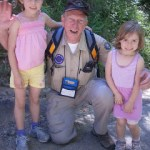 Junior Rangers Learning Stewardship