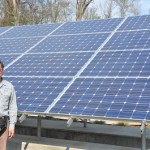 Saving Energy Gets Personal for Solar Entrepreneur