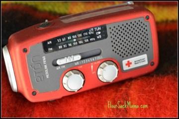 EmergencyRadioFlourSackMama