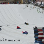 Frozen Winter Fun at Ober Gatlinburg near Great Smoky Mountains