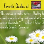 Favorite Quote on Healthy Living