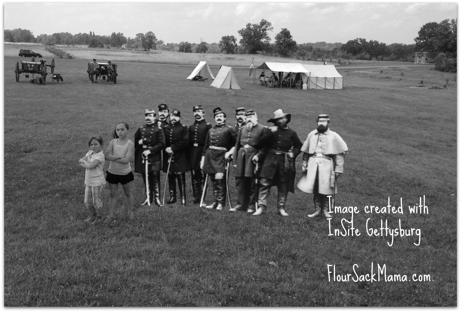 Gettysburg Creative Photo