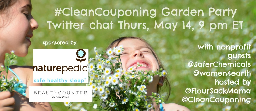 Clean Couponing May Chat