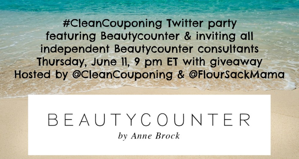 Beautycounter CleanCouponing chat