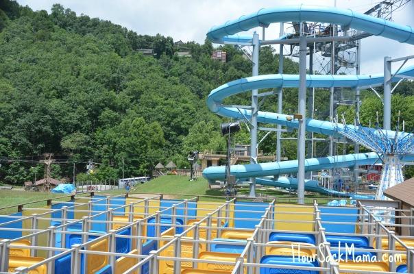 Ober maze slide