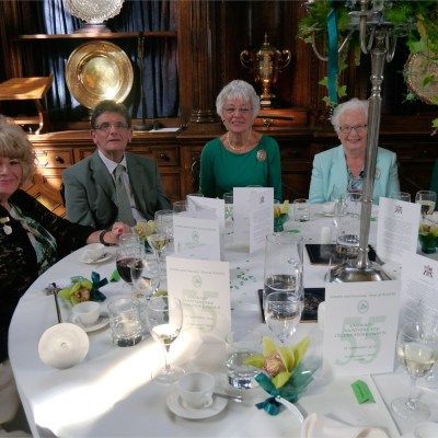 Emerald Celebration Lunch
