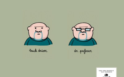 driver vs professor
