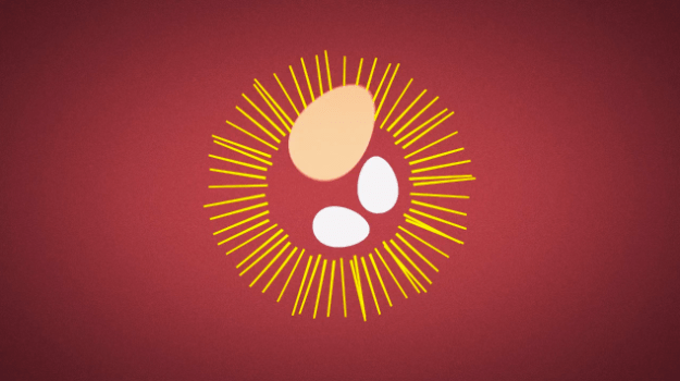 Motion graphic on the history of film