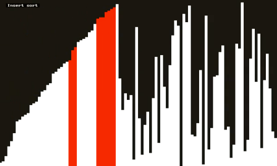 What sorting algorithms sound like