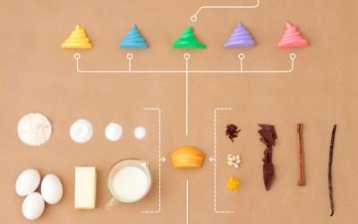 Anatomy of a cupcake