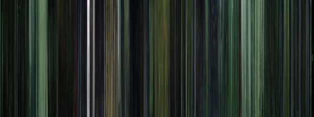 The Matrix compressed