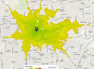 Commute map