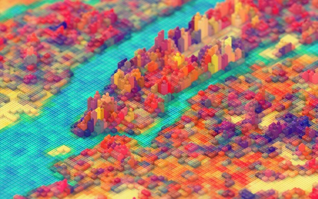 Lego New York