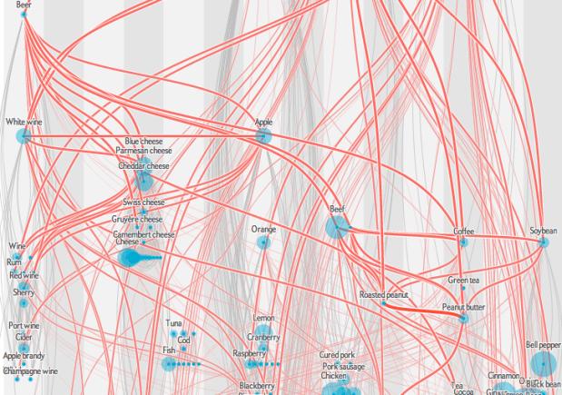 Flavor network