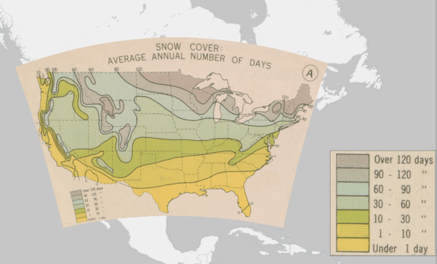 Snow cover