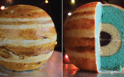 Planetary layer cake