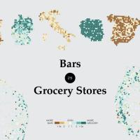 Bars Versus Grocery Stores
