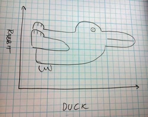 rabbit or duck