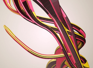 Running fibers