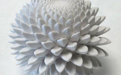 Fibonacci Zoetrope Sculptures