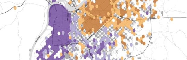 Better Twitter maps