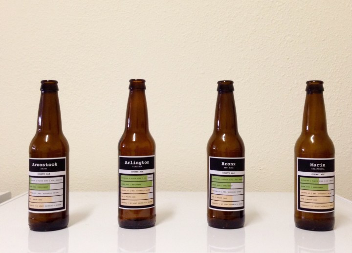 Multivariate Beer Bottles