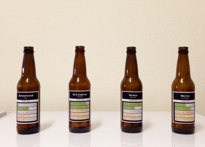 Multivariate Beer Bottles
