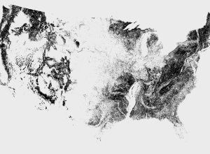 Map with GeoTiff in R