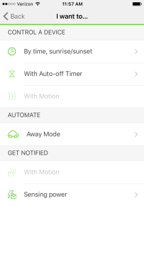 how to connect specific wemo switch to ifttt