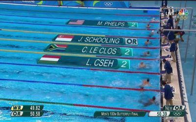 swimming ties