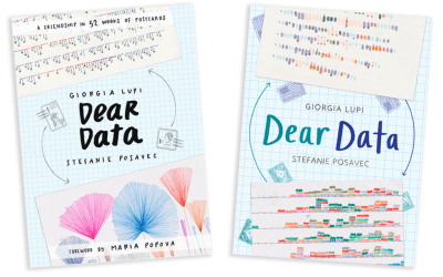 Dear Data book