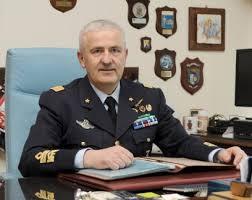 Il gen. Umberto Baldi, Capo del 1° Reparto di SMD