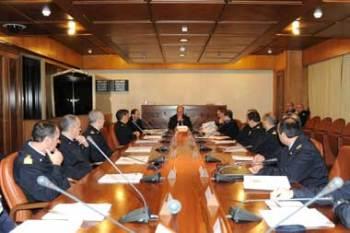 La sala Piccio di Palazzo AM, sede della riunione del 15 p.v.